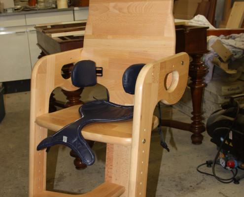 Behinderten-Stützstuhl