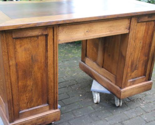 Schreibtisch - Jugendstil - Eiche